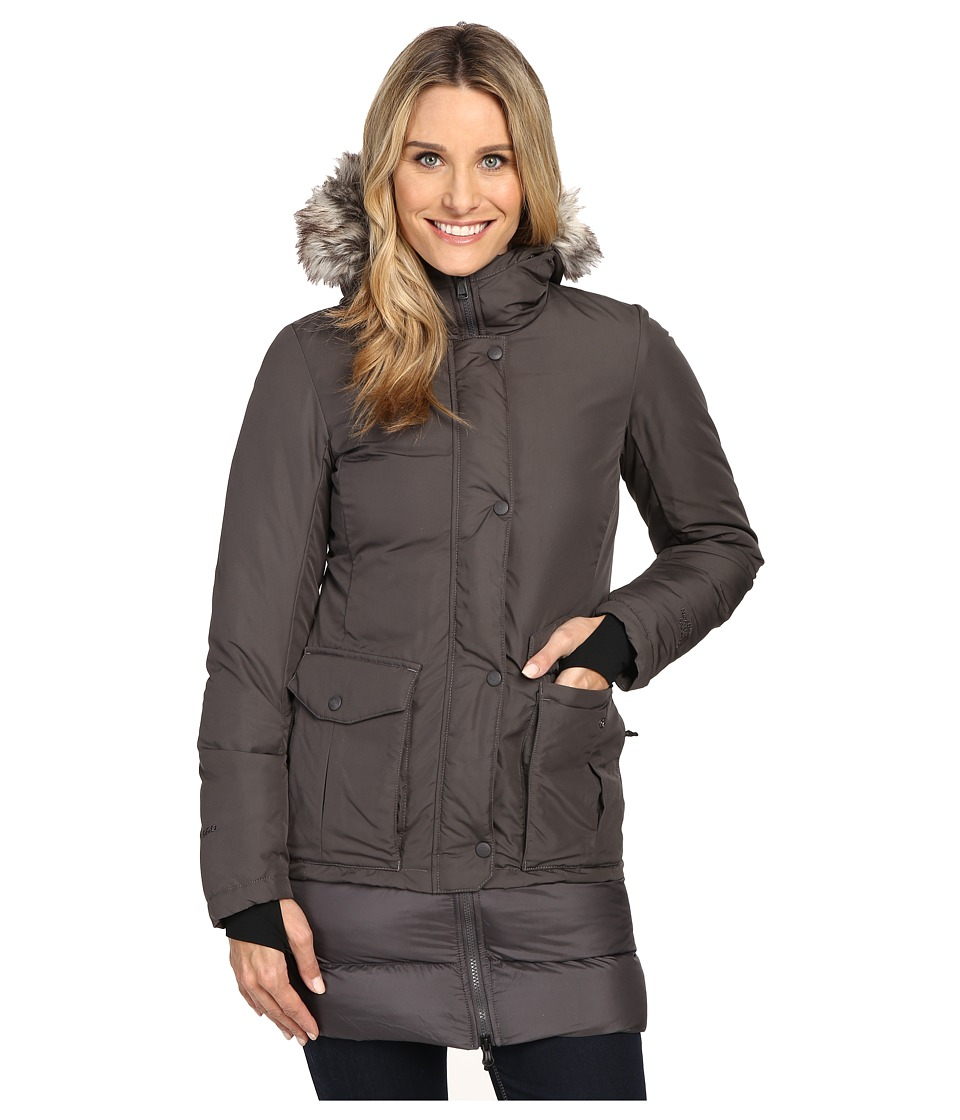 The North Face - Tuvu Parka (Graphite Grey) Women's Coat