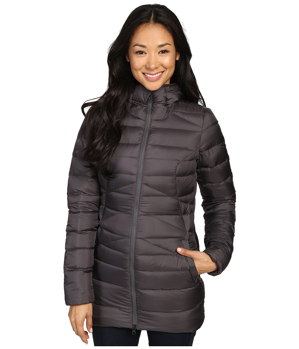 The North Face - Piedmont Parka (Graphite Grey) Women's Coat