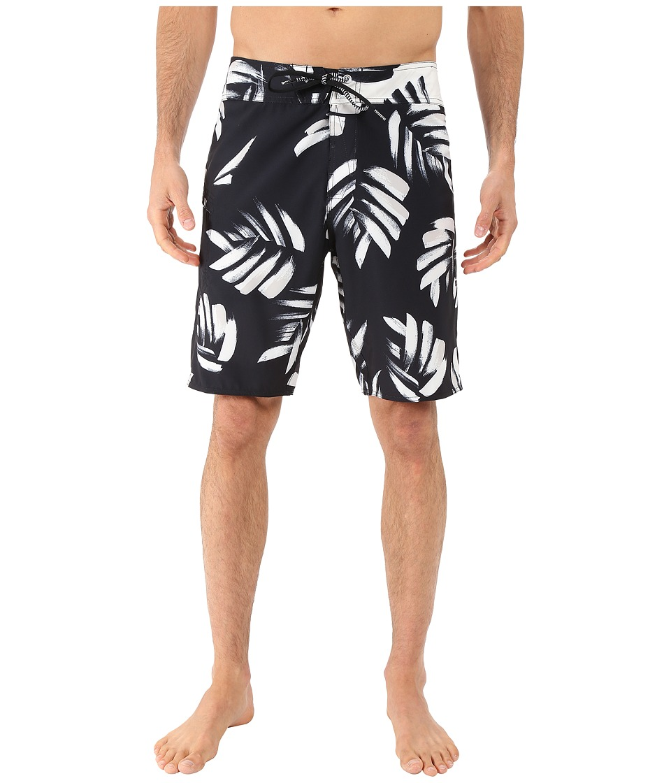 Volcom - Nuevo Mod 20 Boardshorts (Black) Men's Swimwear