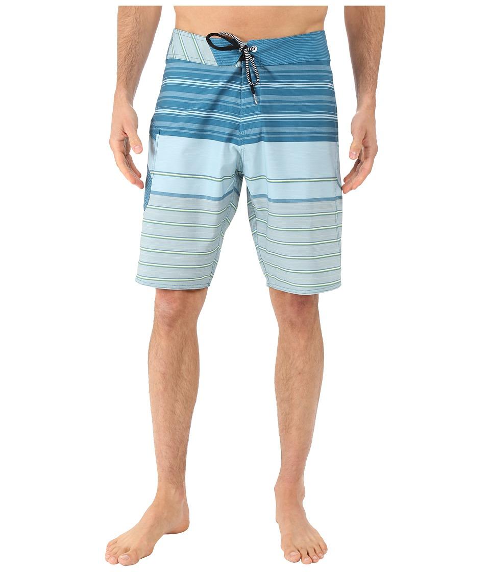Volcom - Lido Liner Mod 20 Boardshorts (Tidal Blue) Men's Swimwear