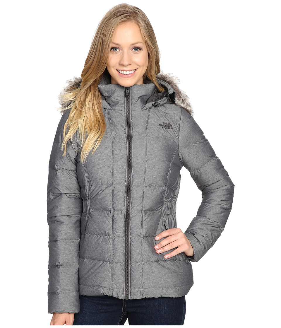 The North Face - Gotham Down Jacket (TNF Medium Grey Heather) Women's Coat