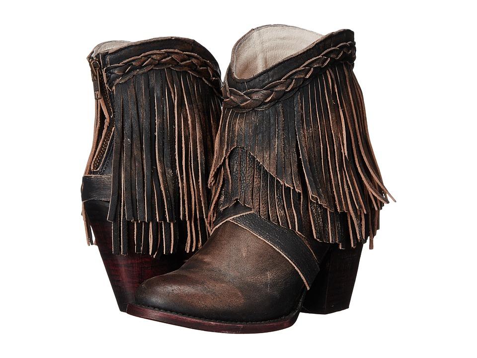 Freebird - Toronto (Stone) Women's Zip Boots