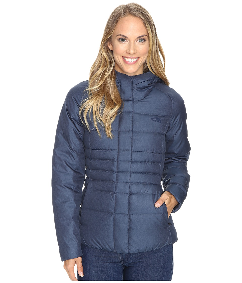 The North Face - Lauralee Jacket (Urban Navy Pinstripe) Women's Coat