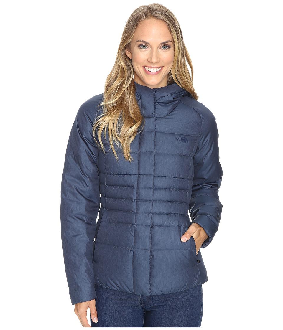 The North Face - Lauralee Jacket (Urban Navy Pinstripe) Women's Coat