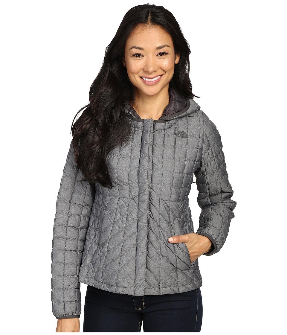 The North Face - ThermoBall Cardigan (TNF Medium Grey Heather (Prior Season)) Women's Sweatshirt