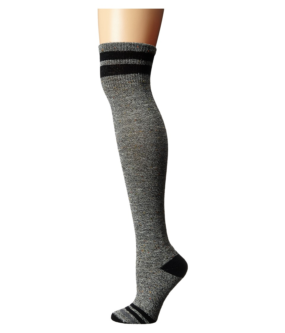 Smartwool - Retro Tube Socks (Black) Women's Thigh High Socks Shoes