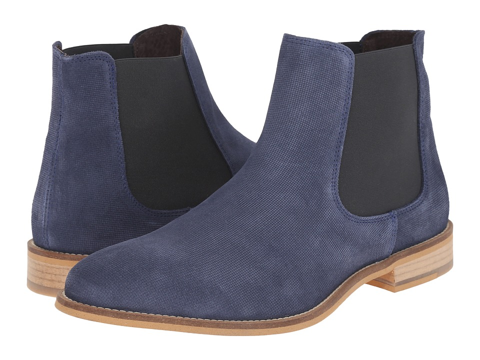 Dune London - Chevvy (Navy Suede) Men's Boots