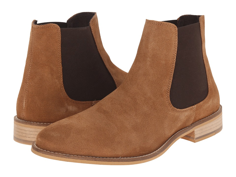 Dune London - Chevvy (Tan Leather) Men's Boots