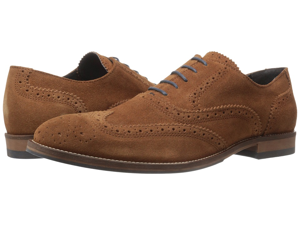 Dune London - Budleigh (Tan Suede) Men's Shoes