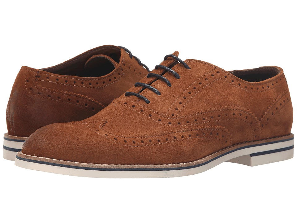 Dune London - Beattie (Tan Suede) Men's Lace up casual Shoes