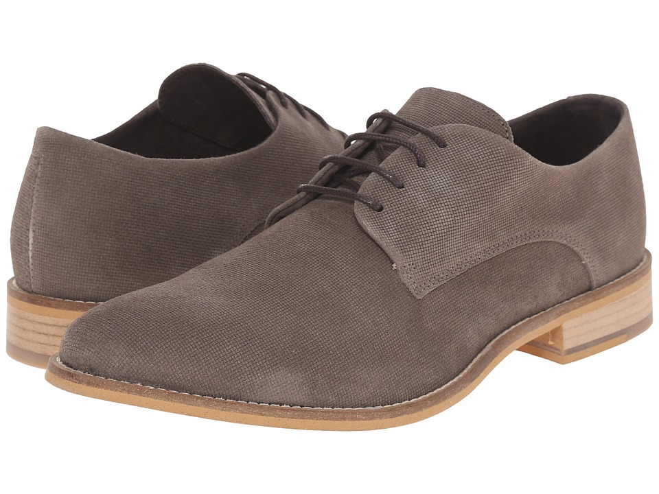 Dune London - Bambino (Grey Suede) Men's Lace up casual Shoes