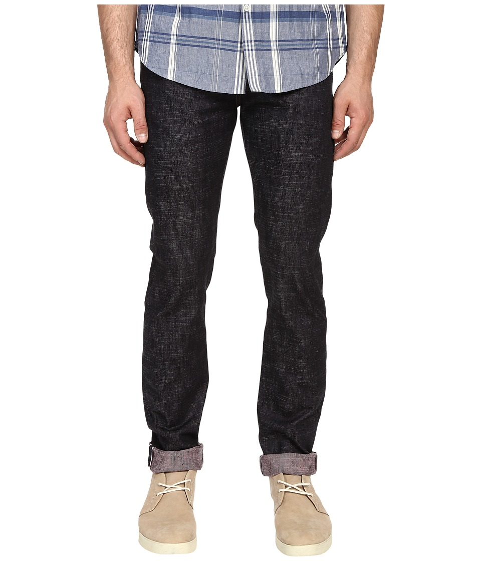 Naked & Famous - Super Skinny Guy 12.5oz Sakura Stretch Selvedge Denim (Indigo/Sakura) Men's Jeans