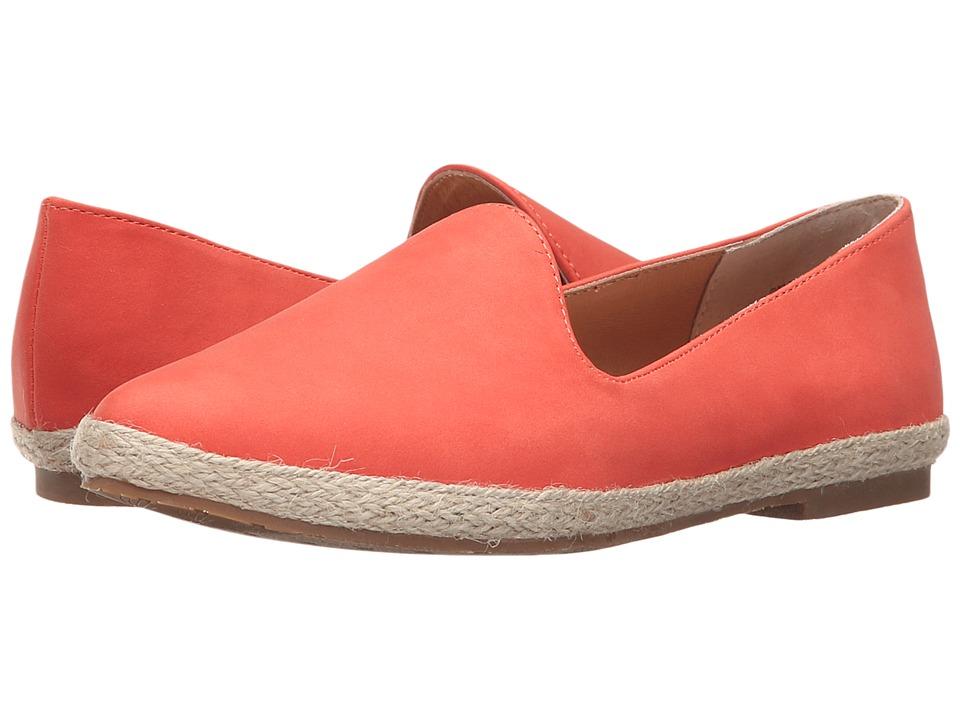Seychelles - Browse (Orange) Women's Slip on Shoes
