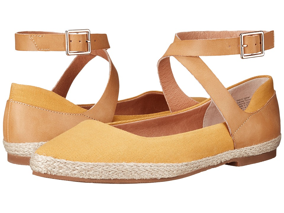 Seychelles - View (Mustard) Women's Shoes