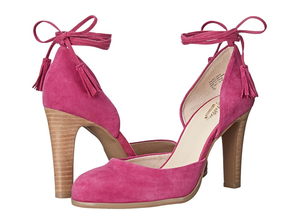 Seychelles Aware (Fuchsia Suede) High Heels