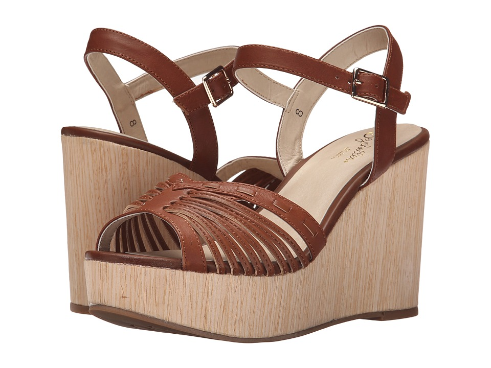Seychelles - Mind (Whiskey) Women's Wedge Shoes