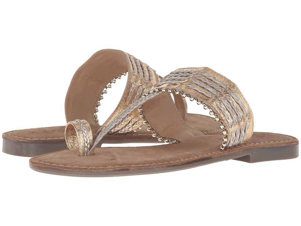 Seychelles - Survey (Gold) Women's Sandals