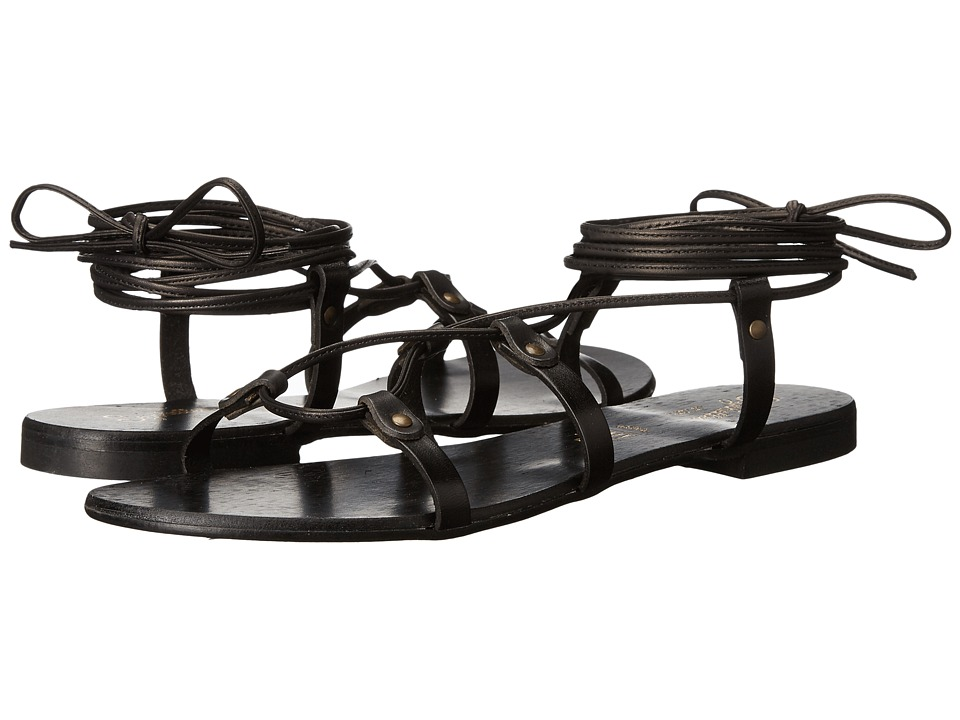 Seychelles - Gawk (Black) Women's Sandals