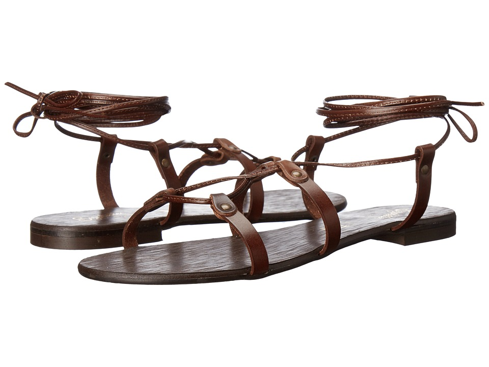 Seychelles - Gawk (Brown) Women's Sandals