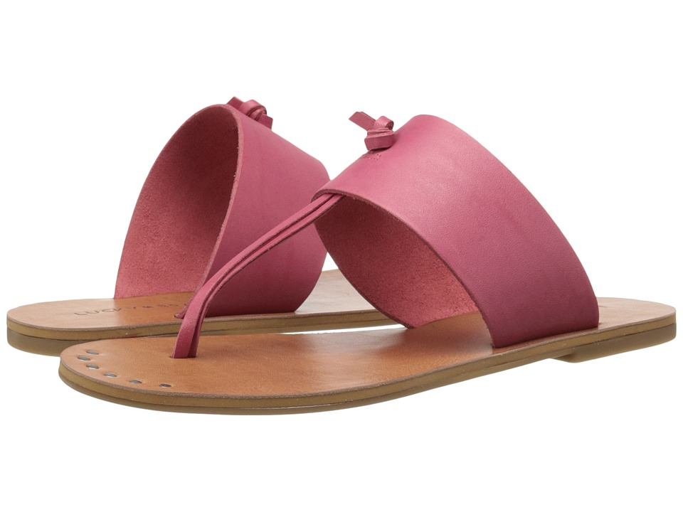 Lucky Brand - Ari (Raspberry 1) Women's Sandals