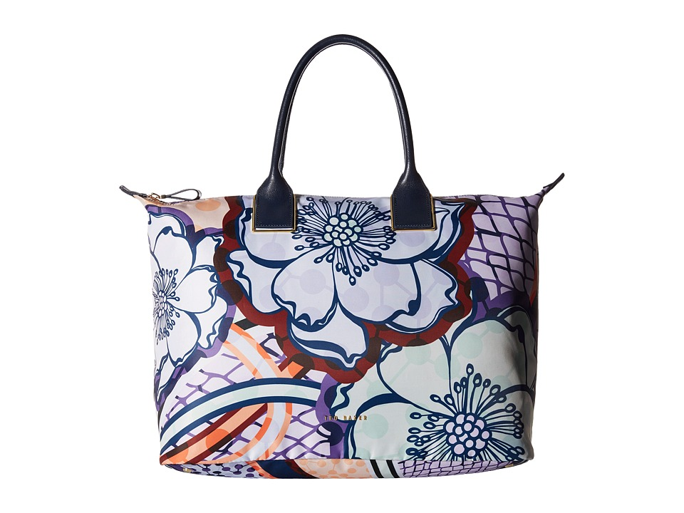Ted Baker - Alexxi (Navy) Tote Handbags