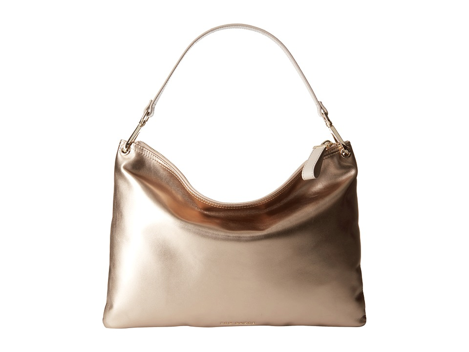 Ted Baker - Patrici (Light Grey) Shoulder Handbags