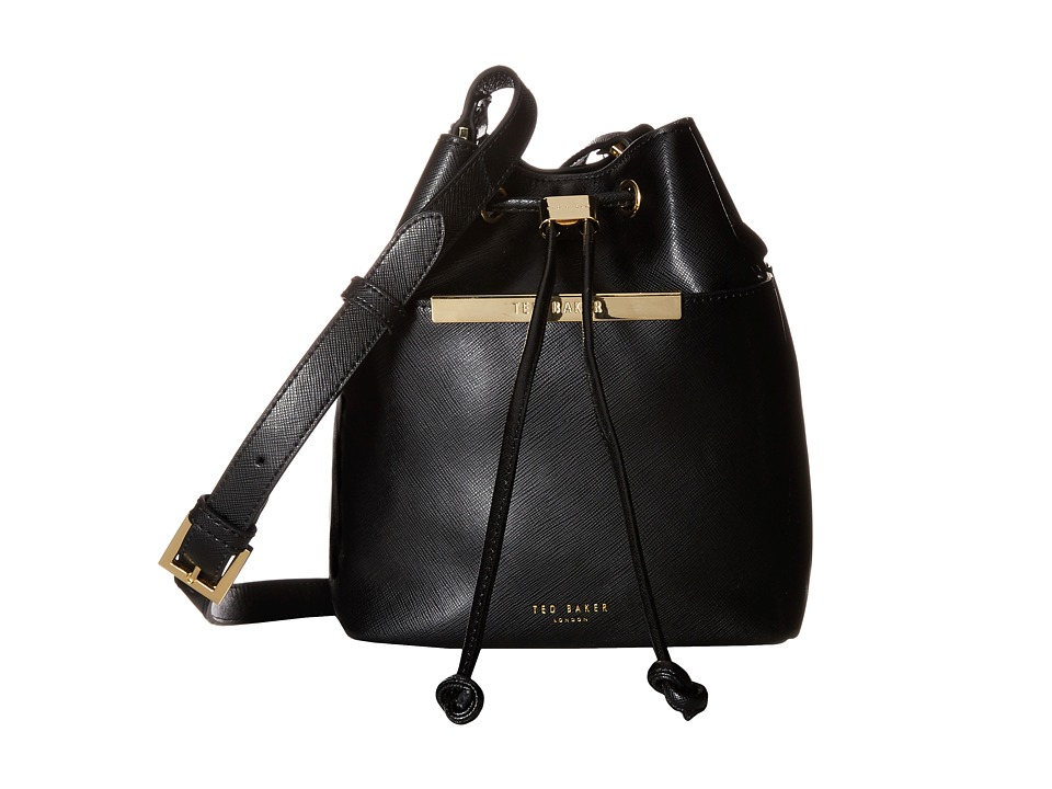 Ted Baker - Ersilda (Black) Cross Body Handbags