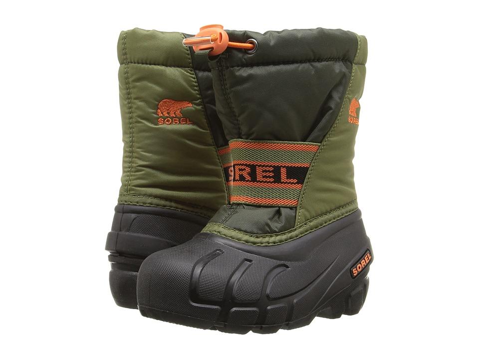 SOREL Kids - Cub (Toddler/Little Kid/Big Kid) (Surplus Green/Olive) Boys Shoes
