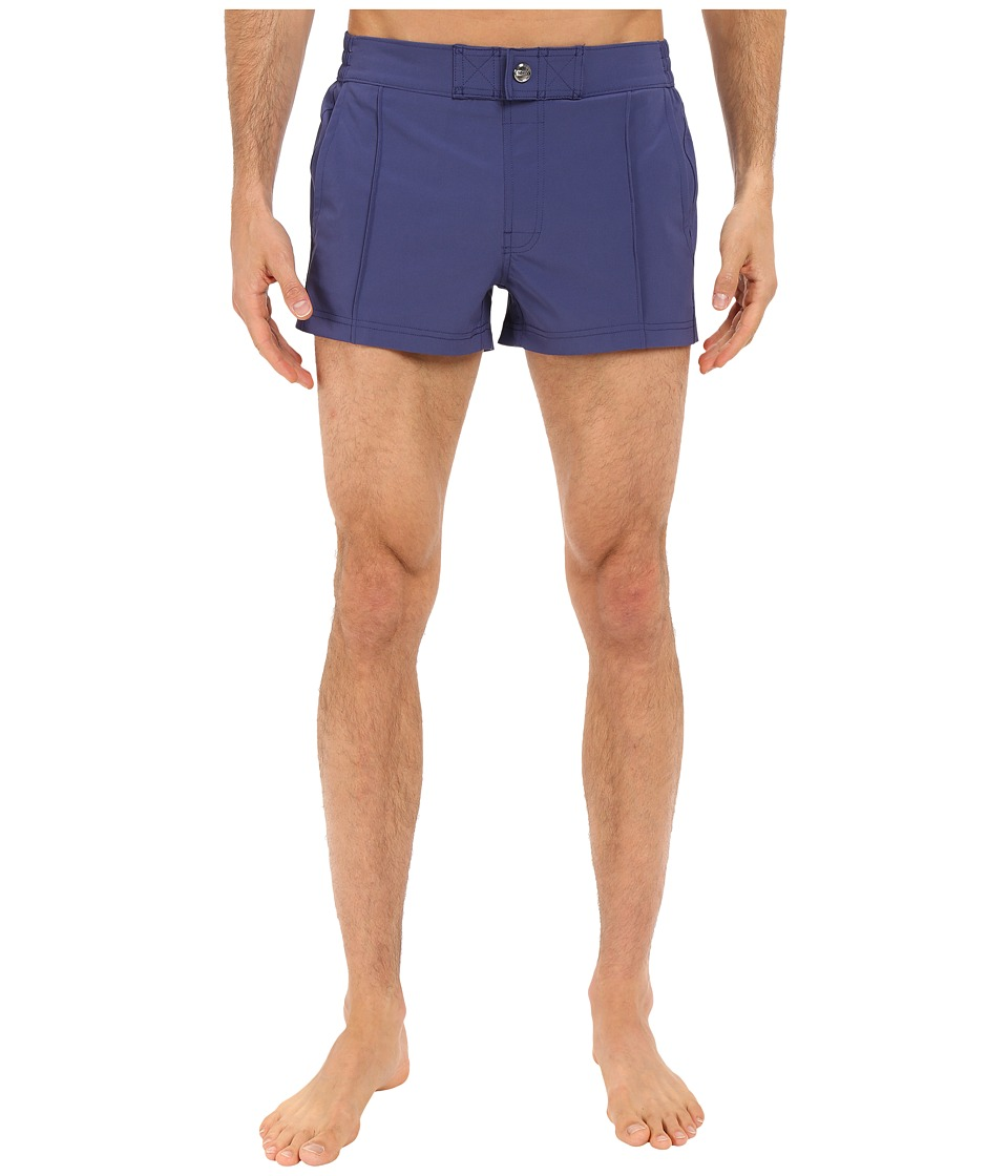 2(X)IST - Yacht (Deep Cobalt) Men's Swimwear