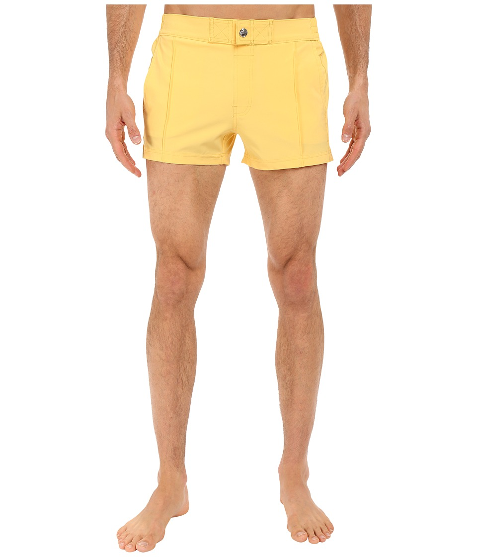 2(X)IST - Yacht (Sun Yellow) Men's Swimwear