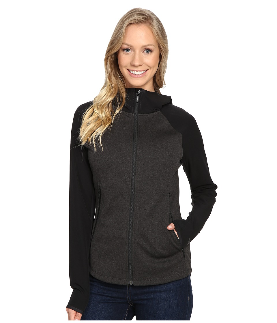 The North Face - Trailhead Hybrid Jacket (TNF Black) Women's Coat