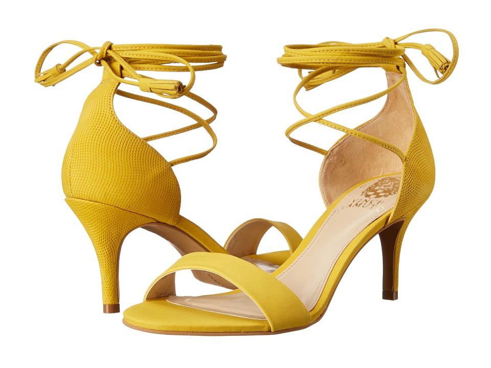 Vince Camuto - Kathin (Amarelo) Women's Shoes