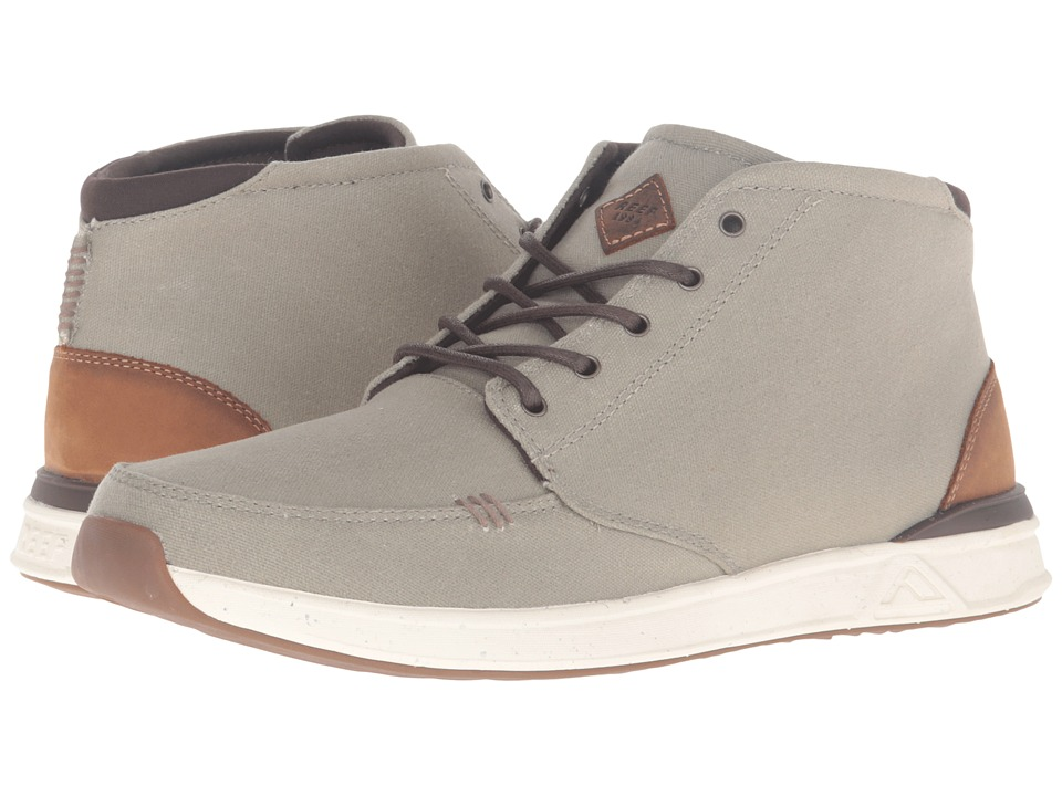 Reef - Rover Mid (Slate) Men's Lace up casual Shoes