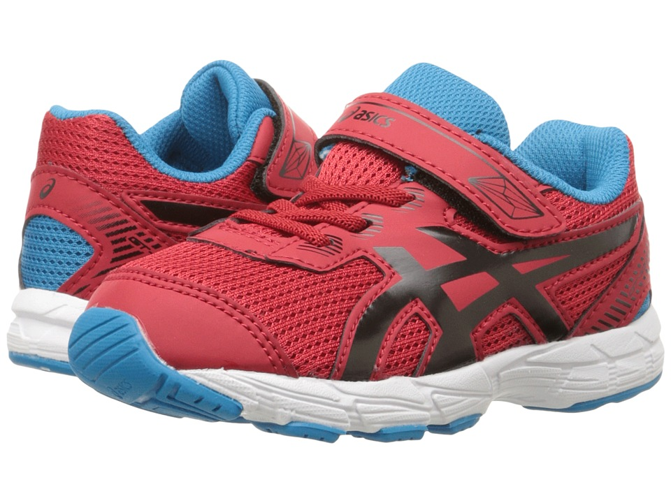ASICS Kids GT-1000 5 TS (Toddler) (True Red/Black/Blue Jewel) Boys Shoes