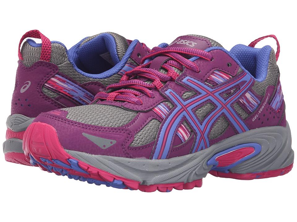 ASICS - Gel-Venture 5 (Phlox/Sport Pink/Aluminum) Women's Running Shoes