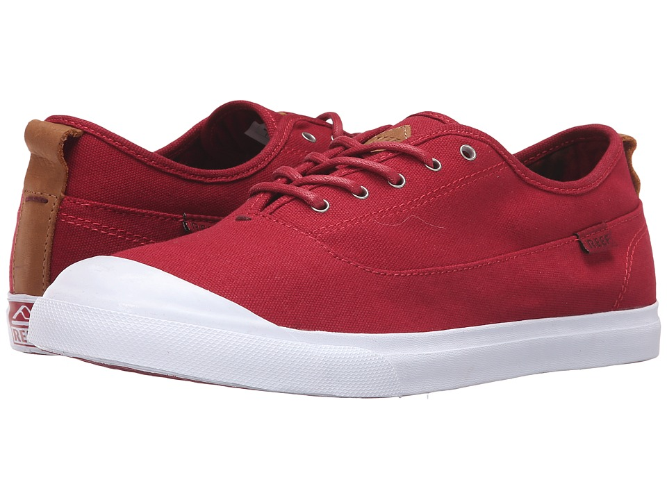 Reef - Ripper (Red) Men's Lace up casual Shoes