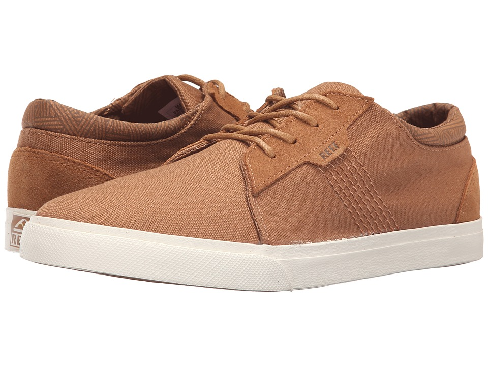 Reef - Ridge (Camel) Men's Lace up casual Shoes