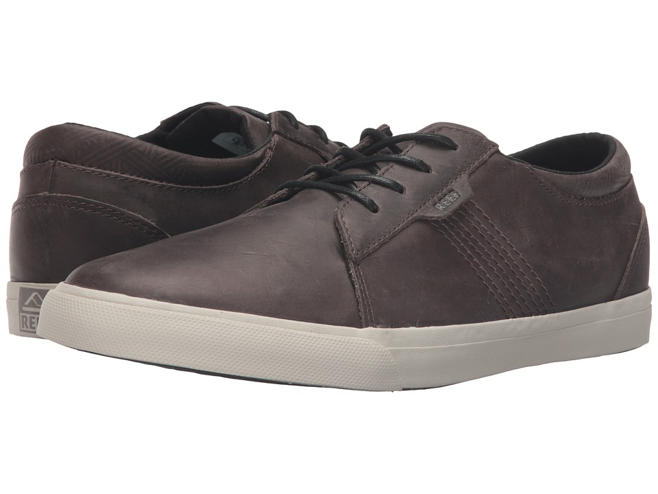 Reef - Ridge Lux (Gunmetal) Men's Shoes