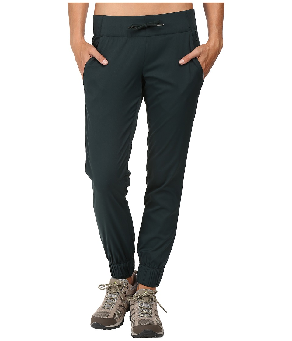 The North Face - Aphrodite Joggers (Scarab Green) Women's Casual Pants