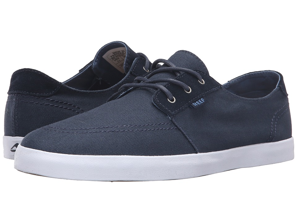 Reef - Banyan (Navy) Men's Lace up casual Shoes