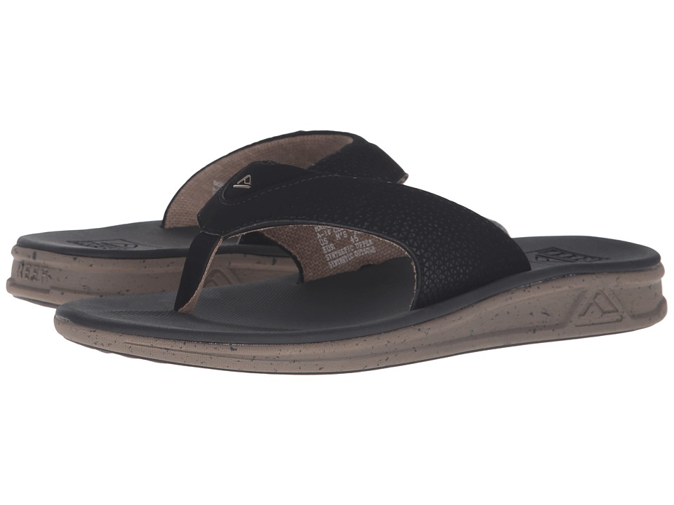 Reef - Rover Prints (Grey) Men's Sandals