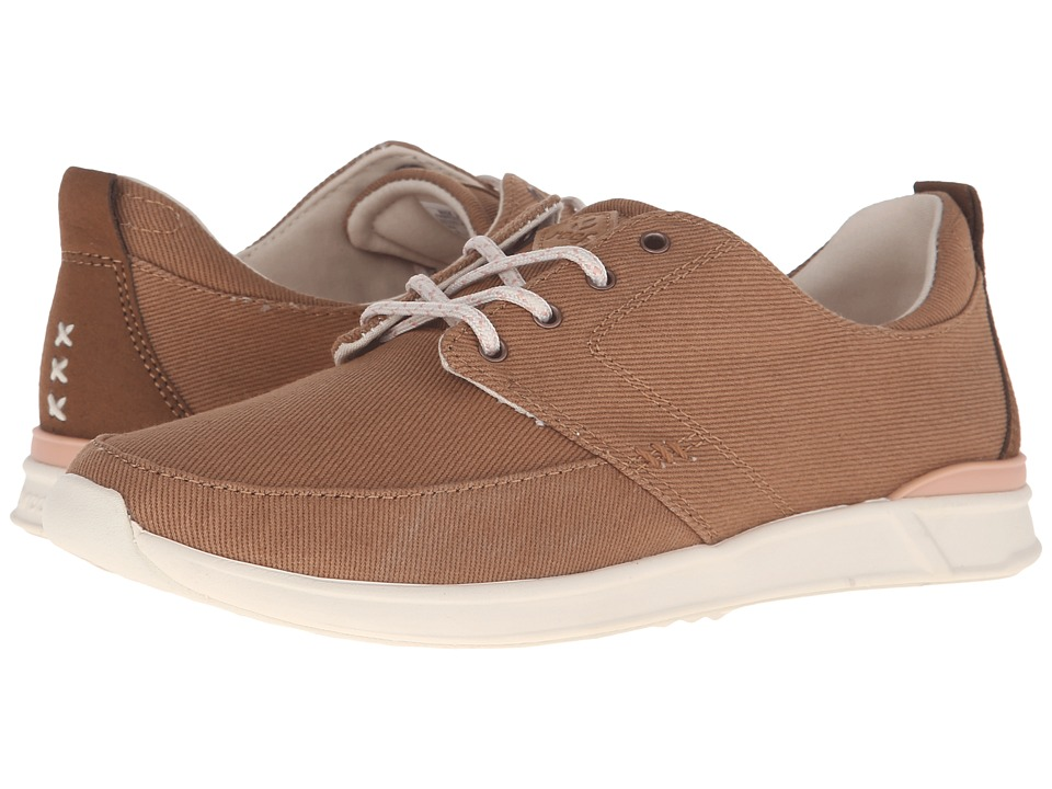 Reef - Rover Low (Tobacco) Women's Lace up casual Shoes