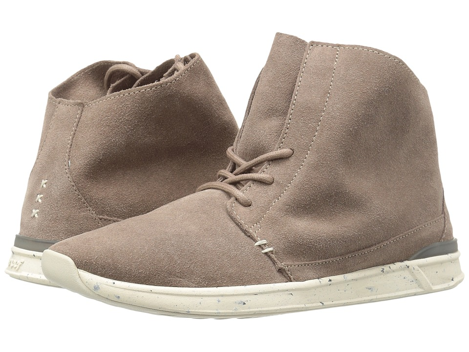 Reef - Rover Hi LX (Taupe) Women's Shoes