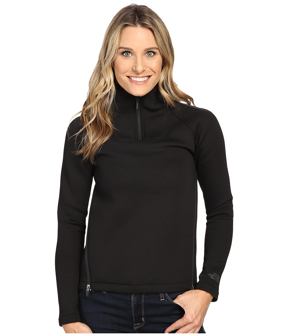 The North Face - Neo Thermal Pullover (TNF Black) Women's Long Sleeve Pullover