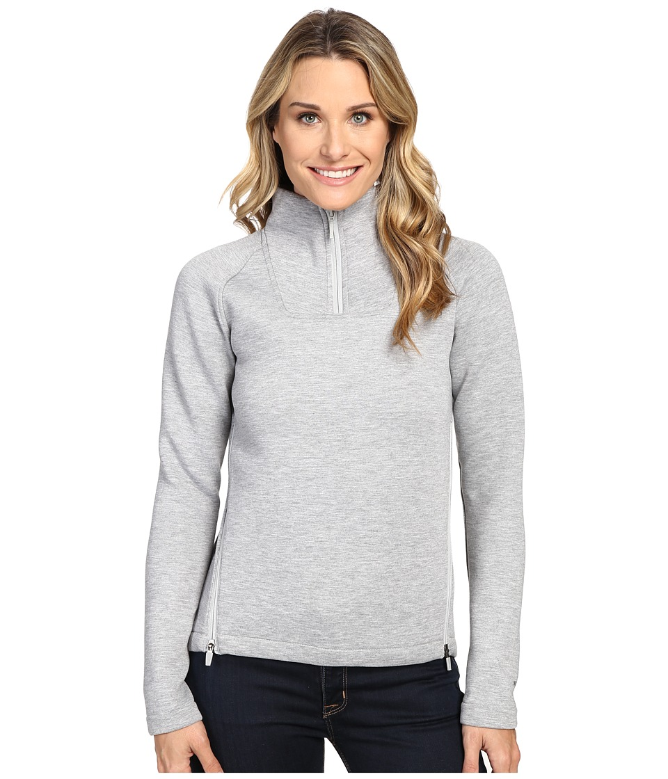 The North Face - Neo Thermal Pullover (TNF Light Grey Heather) Women's Long Sleeve Pullover