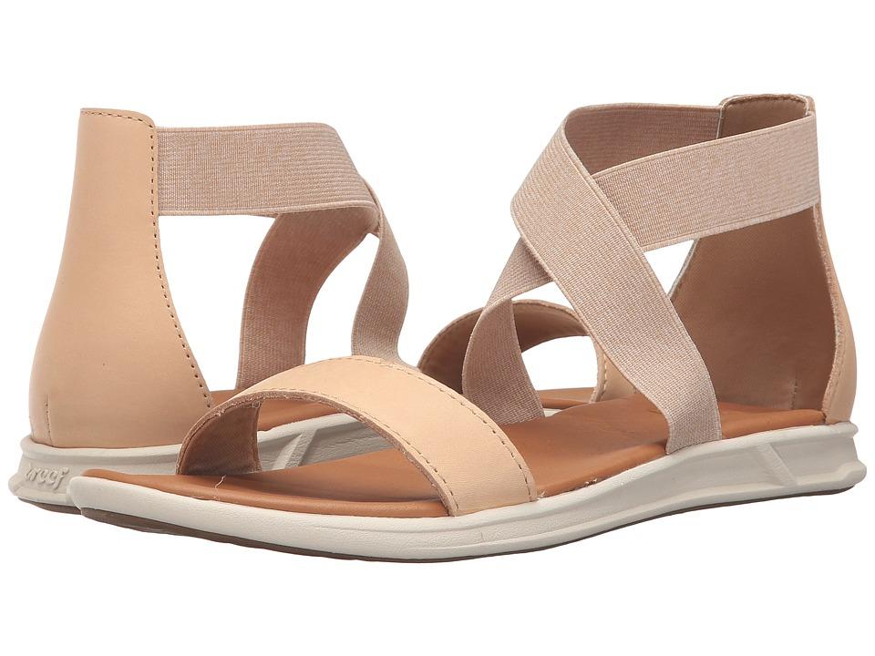 Reef - Rover Hi LE (Natural) Women's Sandals