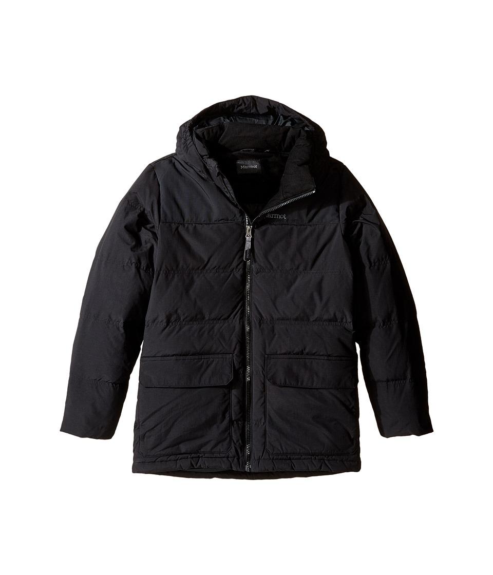 Marmot Kids - Rail Jacket (Little Kids/Big Kids) (Black) Boy's Coat