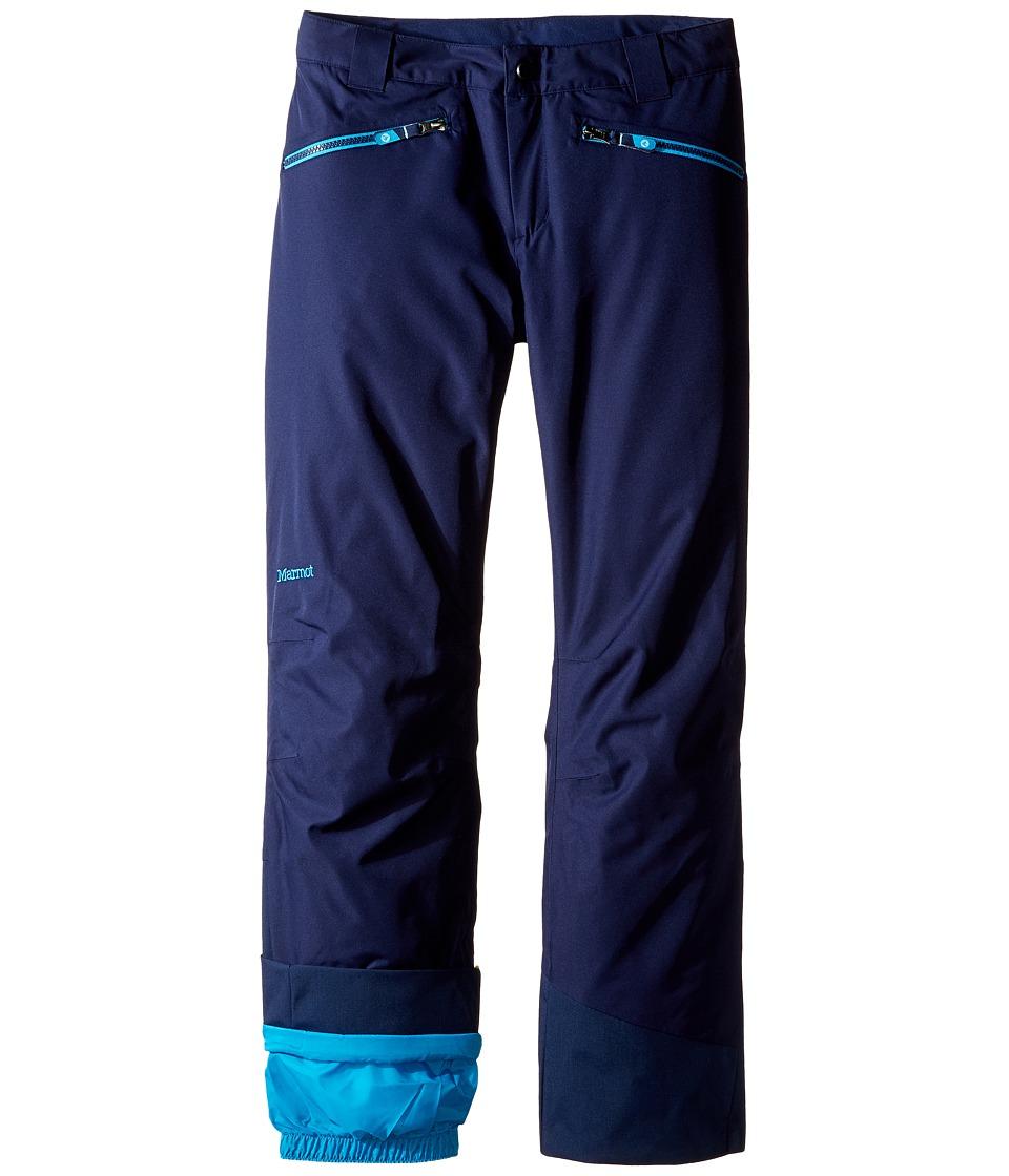 Marmot Kids - Vertical Pants (Little Kids/Big Kids) (Arctic Navy) Boy's Casual Pants