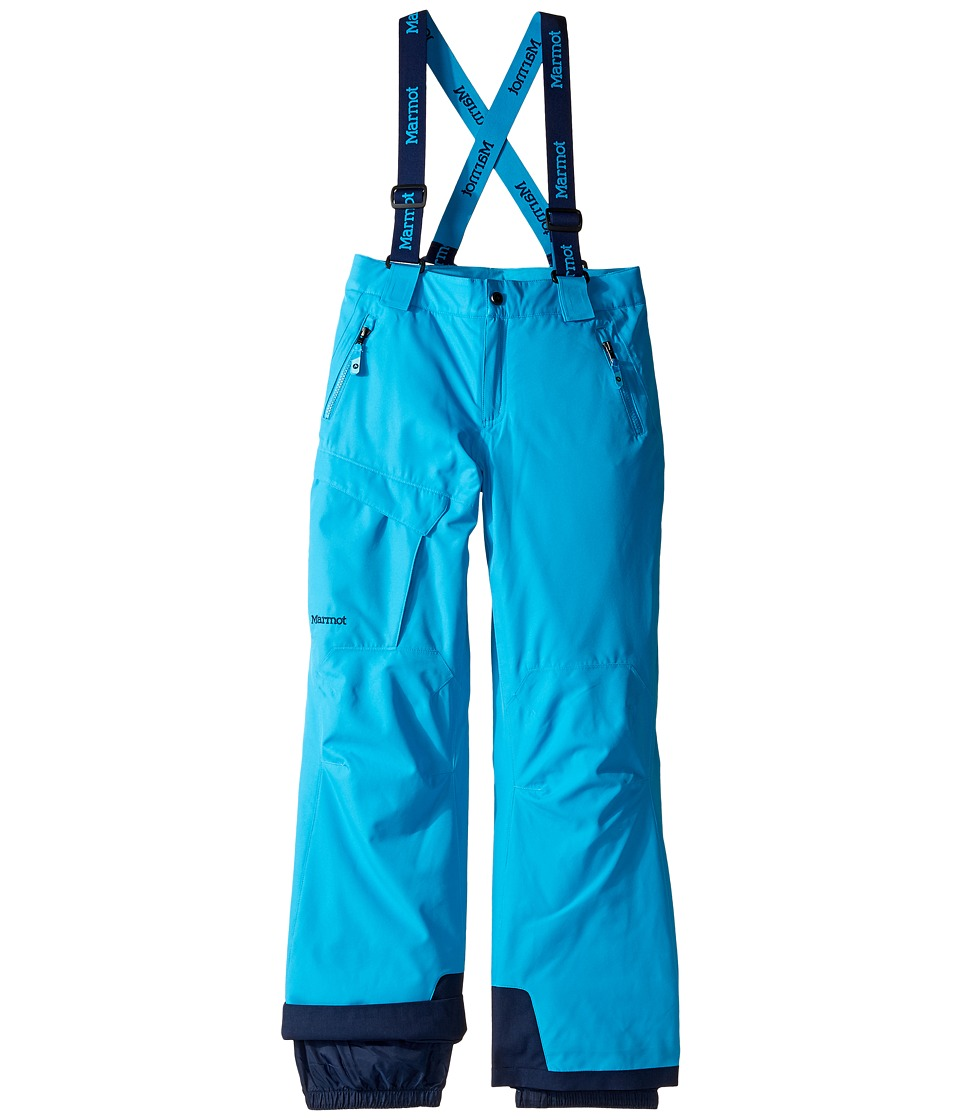 Marmot Kids - Boys' Edge Insulated Pant (Little Kids/Big Kids) (Bahama Blue) Boy's Outerwear
