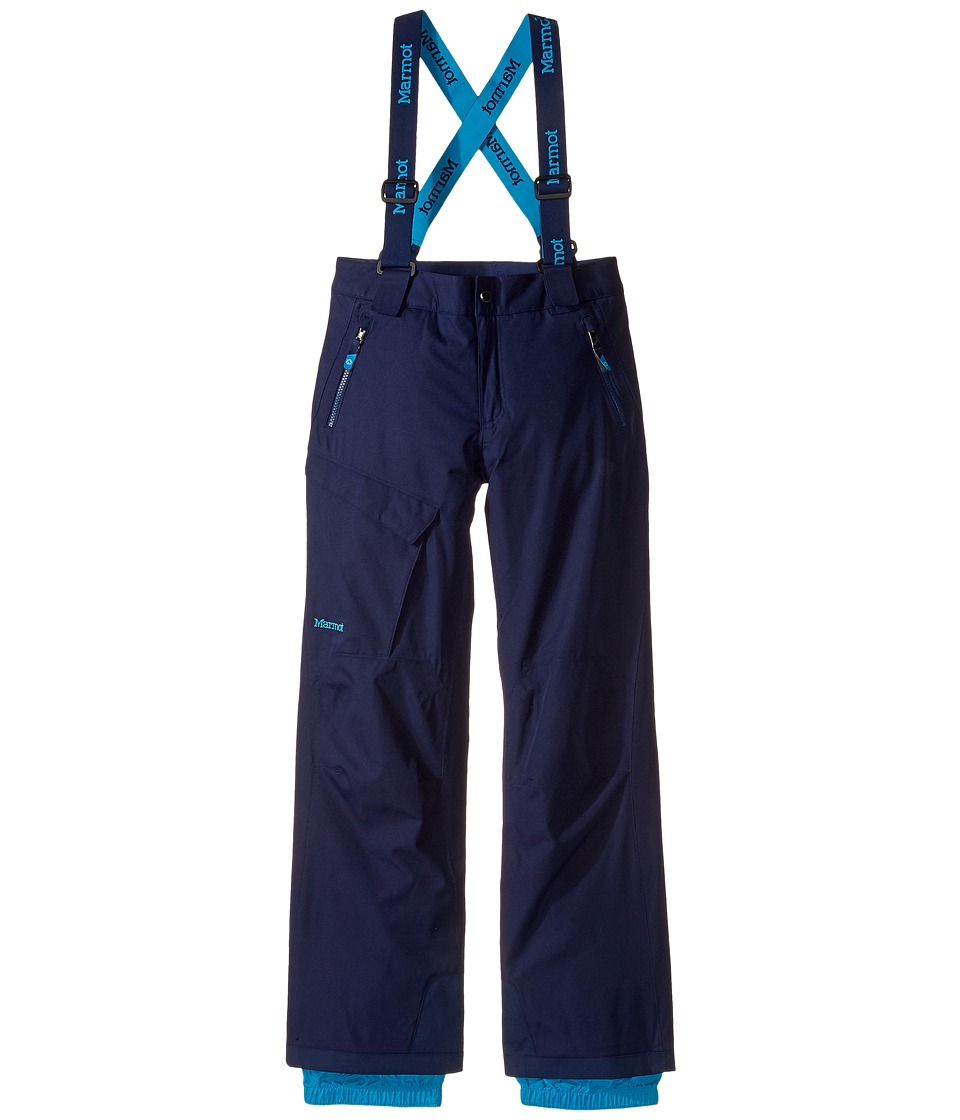 Marmot Kids - Boys' Edge Insulated Pant (Little Kids/Big Kids) (Arctic Navy) Boy's Outerwear